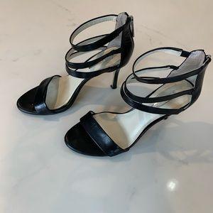 BCBG Strappy Heeled Sandal Sz 7